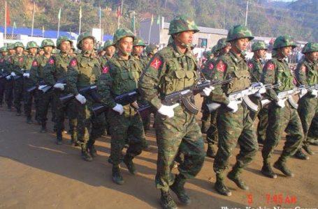 ကချင်ပြည်နယ်ရှိ အာဏာသိမ်းစစ် စစ်တပ်၏ စခန်းကို KIA က တိုက်ခိုက်