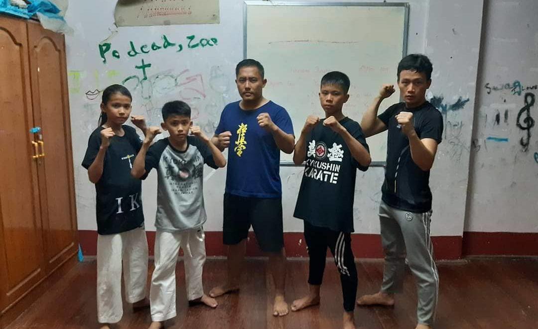 ဂျပန် ကျူရှင်းကာရာတေးကမ္ဘာ့ချန်ပီယံပြိုင်ပွဲတွင် မြန်မာကိုယ်စား ကချင်လူငယ် ၄ ဦးပါဝင်