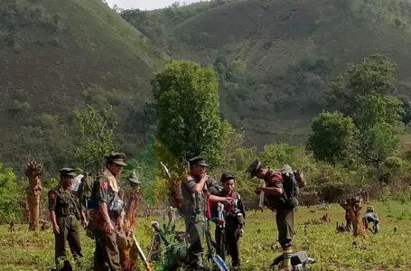 ရှမ်းပြည်မြောက်ပိုင်း မြန်မာအစိုးရတပ် နှင့် KIA တိုက်ပွဲ ဖြစ်ပွား