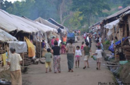 KIO နယ်မြေတွင် ကိုရိုနာဗိုင်းရပ်စ် ကာကွယ်ရေး အသိပညာပေးအစီစဉ် ပြုလုပ်နေ