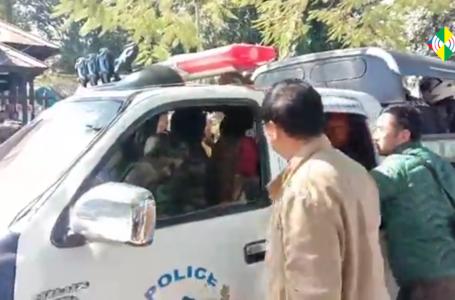 ကချင်ဓမ္မဆရာ ၂ ဦးကို ရဲစခန်းမှ အကျဉ်းထောင်သို့ ရွှေ့ပြောင်း