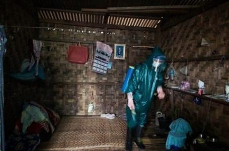 ဗန်းမော်ရှိ စစ်ရှောင်စခန်းများတွင် Covid-19 ကာကွယ်ရေးပစ္စည်းများ လုံလောက်မှုမရှိသေး
