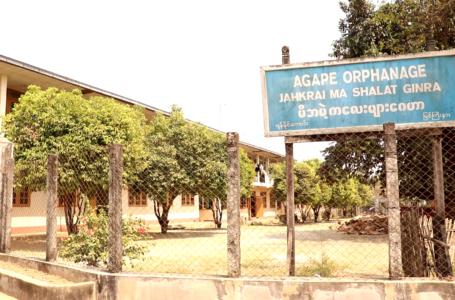 မိဘမဲ့ဂေဟာနှင့် မျက်မမြင်ကျောင်းများတွင် Covid-19 ကြောင့် ကူညီထောက်ပံ့မှုများလျှော့နည်း