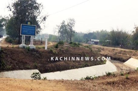 ဝိုင်းမော်တွင် ဆည်မြောင်းရေမလာသဖြင့် သောက်ရေတွင်းများလည်း ခမ်းခြောက်