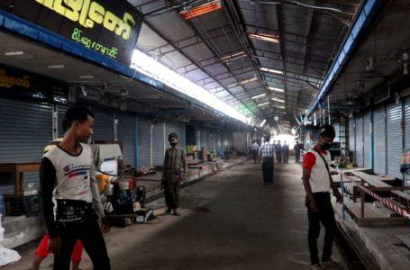 မြစ်ကြီးနားမြို့ရှိ ဈေးကြီးများကို ပြန်လည်ဖွင့်လှစ်တော့မည်