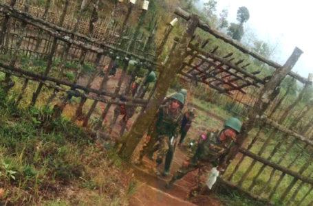 ရှမ်းမြောက်တွင် မြန်မာအစိုးရတပ် နှင့် KIA ကြား လေးရက် ဆက်တိုက် တိုက်ပွဲ ဖြစ်ပွား