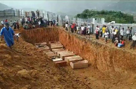 ဖားကန့် မြေပြိုကျမှု သေဆုံးသူ ၁၇၀ ကျော်ရှိလာ
