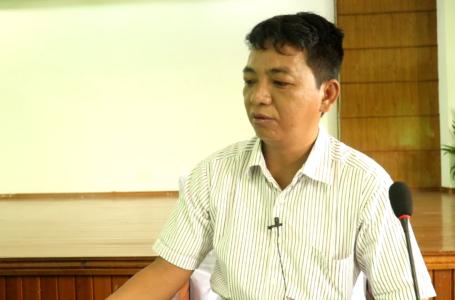 ကချင်ပြည်နယ် ပြည်ထောင်စုကြံ့ခိုင်ရေးနှင့်ဖွံ့ဖြိုးရေးပါတီ USDP ပါတီဖြင့်တွေ့ဆုံခြင်း