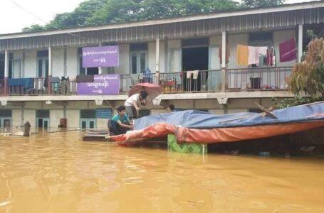ဖားကန့်ရေကြီးရေလျှံမှုနှင့် ထိရောက်မှုမရှိခဲ့သောဥရုချောင်းရှင်းလင်းရေးလုပ်ငန်း