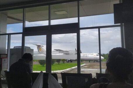 ကချင်ပြည်နယ်တွင် လူနာအမှတ်စဉ် ၇၈၈ ဖြင့် လေယာဉ်အတူစီးခဲ့သူ (၁၀) ဦးရှိ