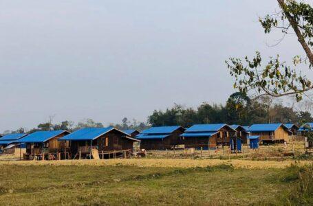 နမ်ခမ်၊ အင်ဂါးဂါး စစ်ပြေးဒုက္ခသည်များကို တနိုင်းမြို့တွင် ပြန်လည်နေချထားပေး