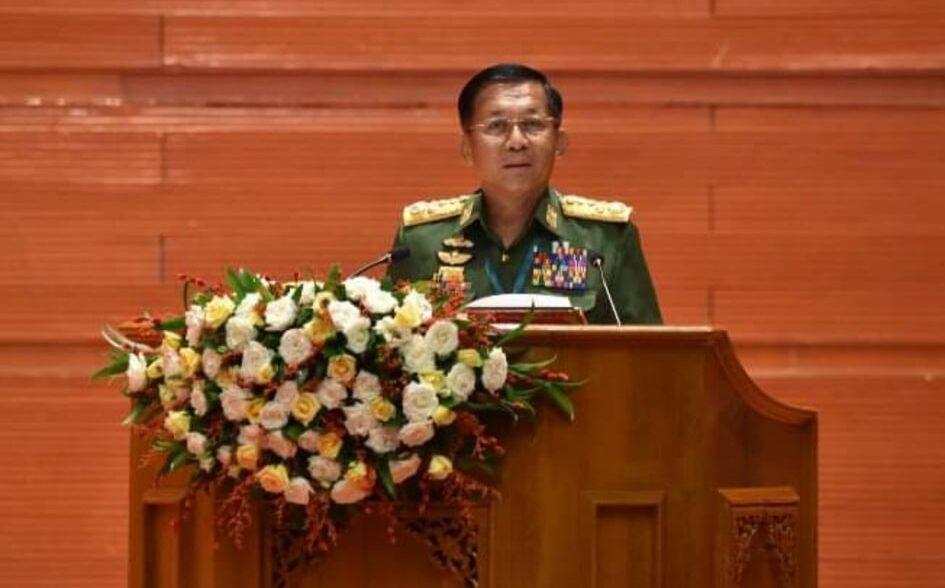 ရွေးကောက်ပွဲအကြို အမှားများကို အစိုးရက တာဝန်ယူရမည်ဟု ကာကွယ်ရေးရုံးမှ ထုတ်ပြန်