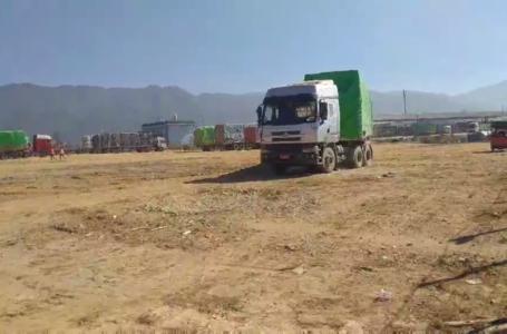 လူစားလှဲမောင်းခြင်းကြောင့် တရုတ်နယ်စပ် မြန်မာကားသမားများ အခက်အခဲတွေ့နေ