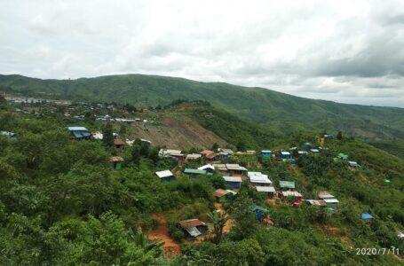 ကသိုင်းတောင် (Kaseng Bum) သံသတ္တုတူးမည့် စီမံကိန်းကန့်ကွက်ရန် ကော်မတီဖွဲ့