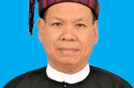 ဖားကန့် NLD အမျိုးသားလွှတ်တော်ကိုယ်စားလှယ်ကို တပ်မတော်က ဂုဏ်သိက္ခာညိုးနွမ်းစေမှု ဥပဒေဖြင့် တရားစွဲဆိုထား