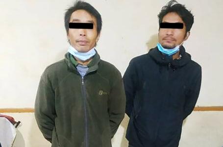 ဝိုင်းမော်တွင် တရားမဝင်နေထိုင်ခဲ့သော တရုတ်နိုင်ငံသားတစ်ဦးကို ဖမ်းဆီး