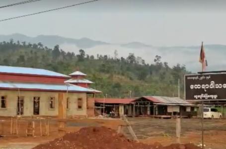 ကျေးရွာ ကျန်းမာရေးဆေးပေးခန်း မြေနေရာတွင် ဘာသာရေးအဆောက်အဦးတည်ဆောက်မှုအပေါ် ငွေပျော်ဒေသခံများ မလိုလား