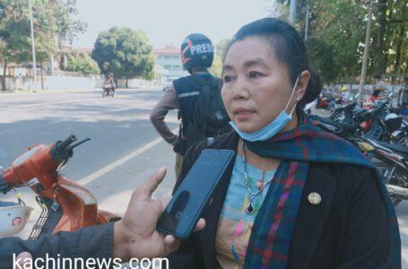 စစ်ကောင်စီ၏ ကချင်ပြည်နယ် စေ့စပ်ညှိနှိုင်းရေးကော်မတီကို ပြည်သူများ မလိုလား