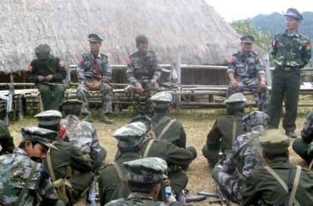 ရှမ်းမြောက်တွင် KIA နှင့် မြန်မာစစ်တပ် တိုက်ပွဲ ဆက်လက်ဖြစ်ပွားနေ