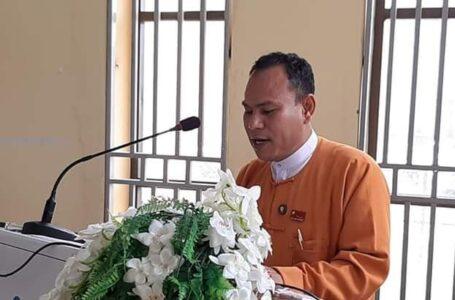 ဝန်ကြီး ဦးဒရှီလဆိုင်းကို ပုဒ်မ ၅၀၅ (ခ) ဖြင့် တရားစွဲဆိုထားမှုကို ပထမအကြိမ် ရုံးထုတ်
