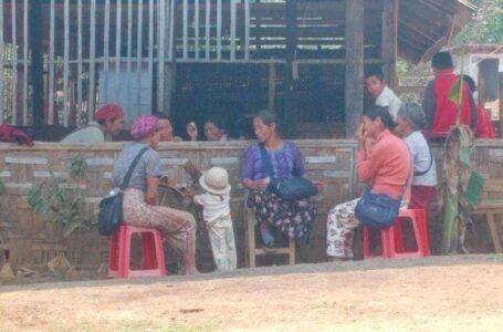 ရှမ်းမြောက် တိုက်ပွဲတွင် ဒေသခံ ၄ ဦးကို မြန်မာစစ်တပ်က ဖမ်းဆီးခေါ်ဆောင်သွား