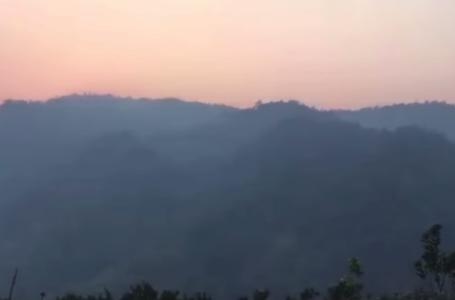 အာဏာသိမ်းစစ်တပ် ဂျက်တိုက်လေယာဉ်များ တရုတ်နိုင်ငံဘက်ခြမ်းမှ KIA ကို ပစ်ခတ်နေ