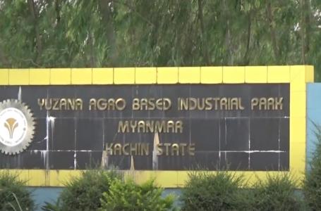 အာဏာသိမ်းစစ်တပ်အောက် ယုဇန ကုမ္ပဏီဝန်းကို KIA တိုက်ခိုက်ဖျက်စီး