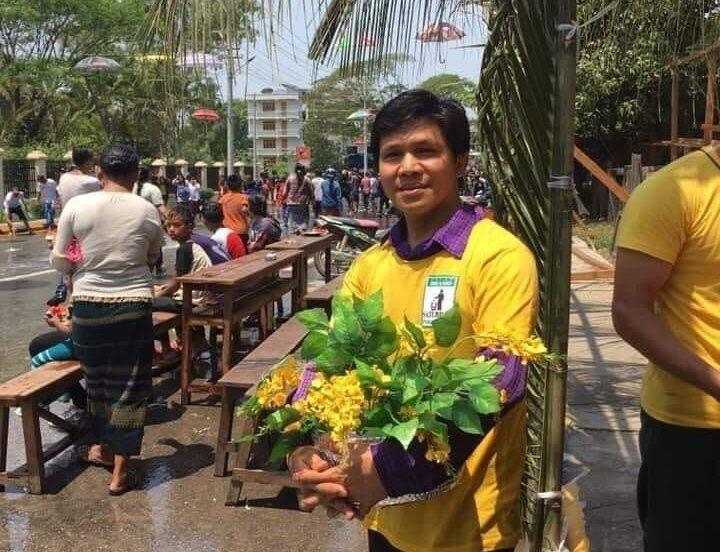 ဗန်းမော်မြို့ စနေ-ပရဟိတ အသင်းခေါင်းဆောင် ဖမ်းဆီးခံရ