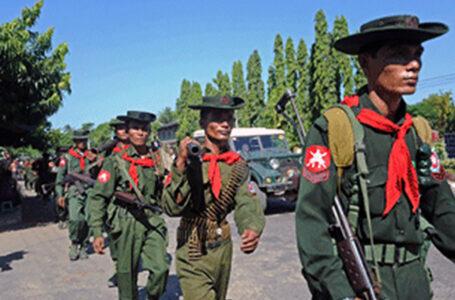 ပူတာအိုတွင် စစ်မှုထမ်းဟောင်းများကို တပ်တာဝန်ထမ်းဆောင်ရန် ပြန်လည် ခေါ်ယူနေ