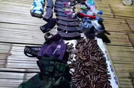 ဝိုင်းမော် ပြည်သူ့စစ် စခန်းတစ်ခုကို KIA တိုက်ခိုက်ဖျက်စီး၊ လက်နက်အချို့ သိမ်းယူ