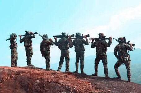 နမ္မတီး ဆီးဒင်ယန် စစ်တပ်စခန်းကို KIA တိုက်ခိုက်