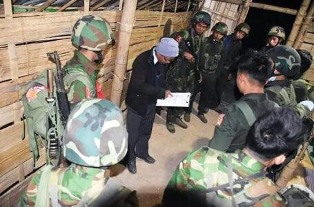 ဝိုင်းမော် ခလရ ၅၈ တပ်ရင်းပစ်ခတ်ခံရမှု စစ်ကောင်စီဘက် ထိခိုက်သေဆုံးမှုရှိ