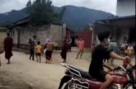 စစ်ပွဲကြောင့် ကောင်းလုံနဲ့ နမ်ဟာ ဒေသခံ ၆၀၀ ကျော် မုံးကိုးမြို့သို့ ထွက်ပြေးလာ