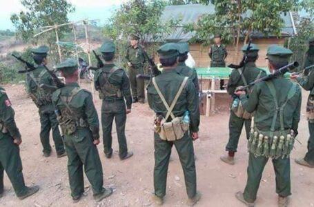 မိုးမောက်မြို့အနီး စစ်ကောင်စီတပ်ကို KIA ကြားဖြတ် တိုက်ခိုက်