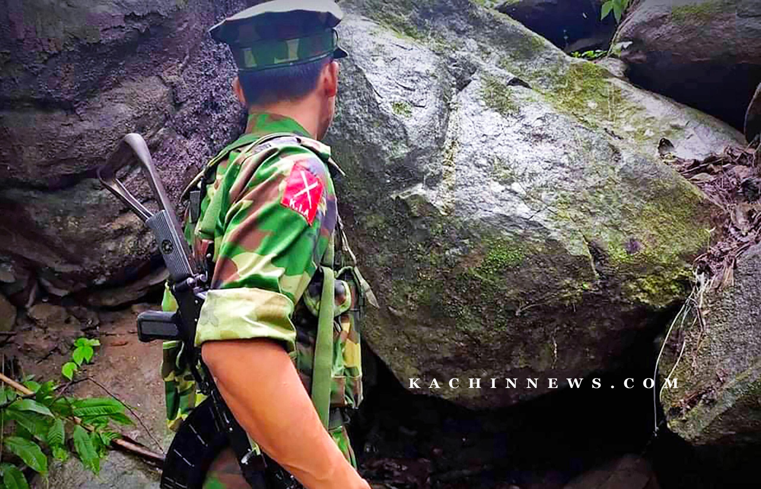 တနိုင်းသွားလမ်း လီဒိုလမ်းမပေါ် တွင် အာဏာသိမ်းနှင့် KIA တိုက်ပွဲ ပြင်းထန်နေ