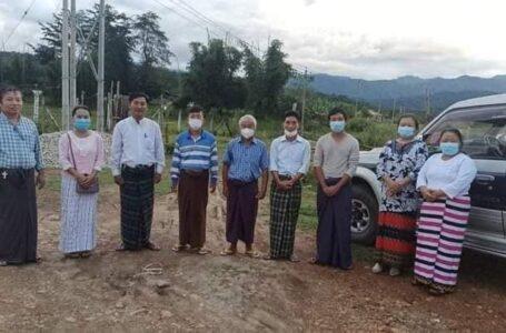 နောင်မွန်မြို့မှ ဖမ်းဆီးခံရသည့် ဆရာတော် ၃ ဦး ပြန်လည် လွတ်မြောက်လာ