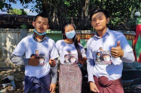 မြစ်ကြီးနားအခြေစိုက် သတင်းထောက်အားလုံး လွတ်မြောက်