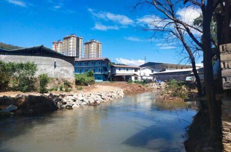 ပန်ဆိုင်းမြို့ မြန်မာနယ်နမိတ်အတွင်း ၁၀ ပေကျော်အထိ တရုတ်ဘက် စည်းကျော် လမ်းဖောက်နေ